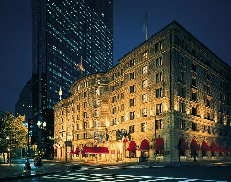 Fairmont Copley Hotel Boston Reviews