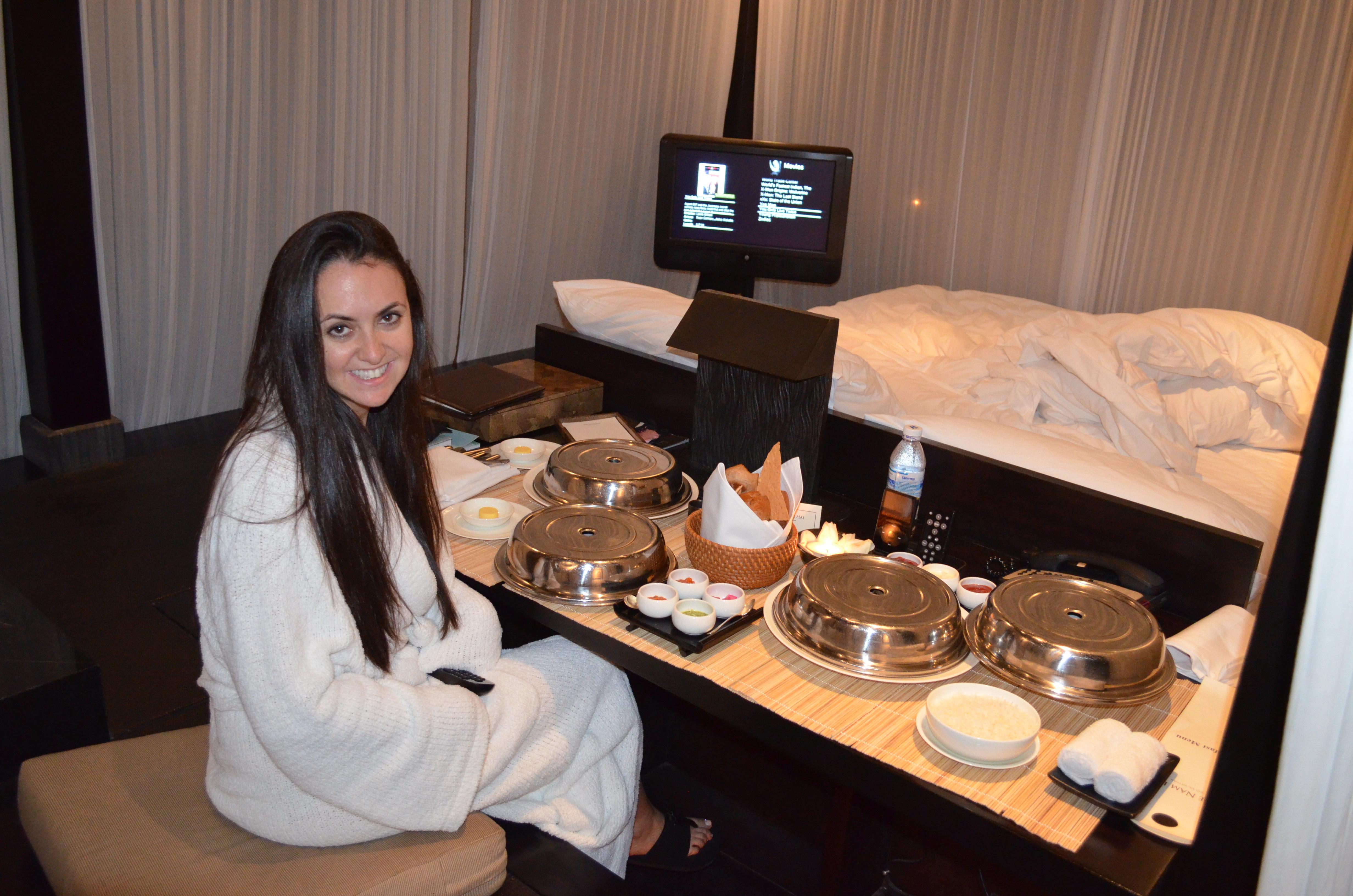 Room Service: Best Luxury Hotel Vietnam: The Nam Hai Review Hoi An, Vietnam
