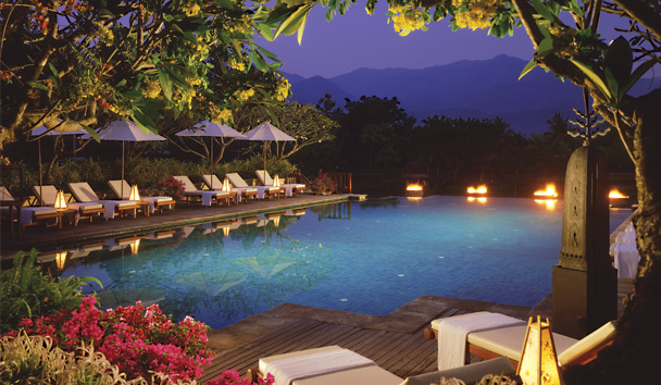 Best Luxury Five Star Hotel For A Honeymoon In Thailand The Four